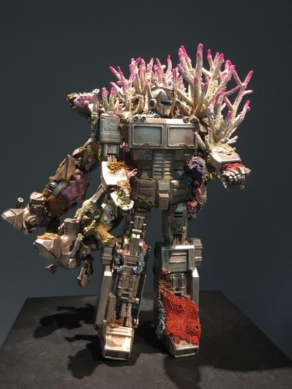 robot-Damien-Hirst-puntadelladogana-venise