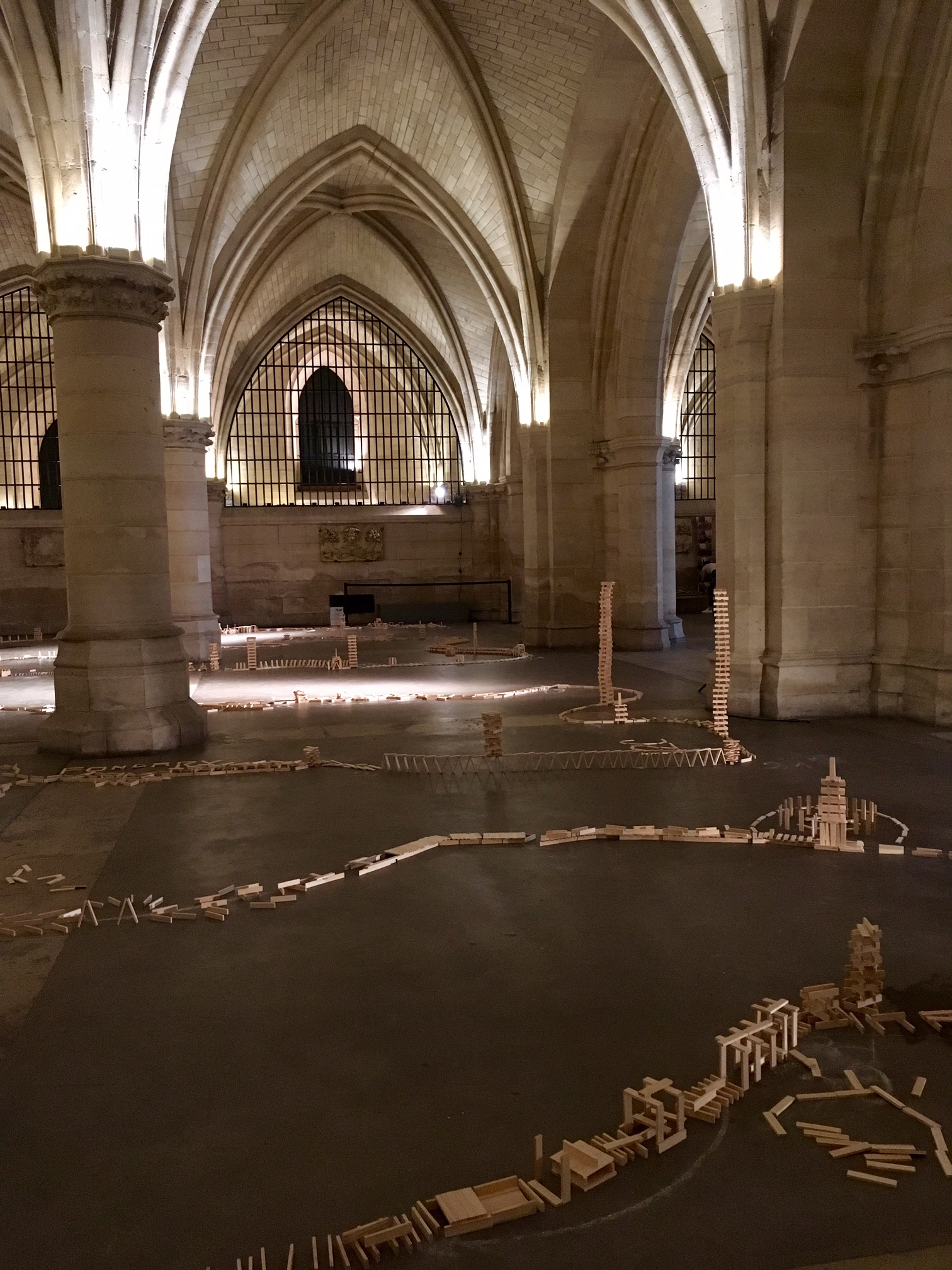Performance installation Conciergerie