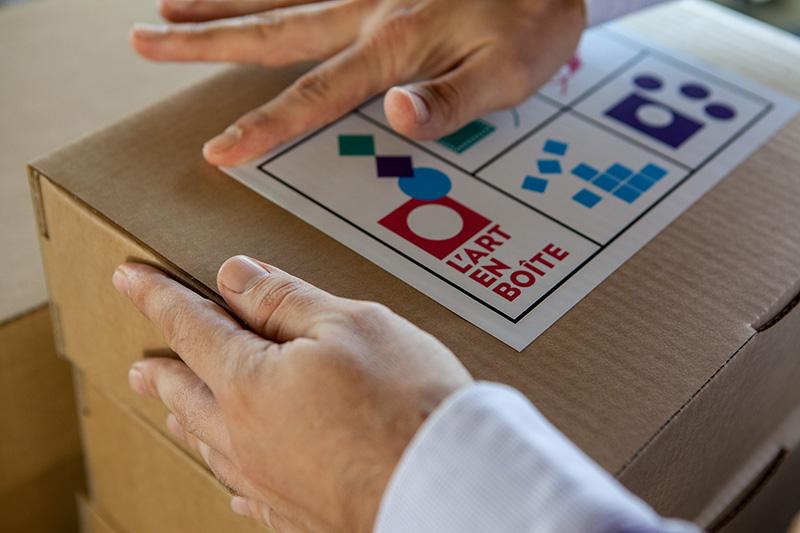 200 boîtes pour les enfants du SamuSocial de Paris