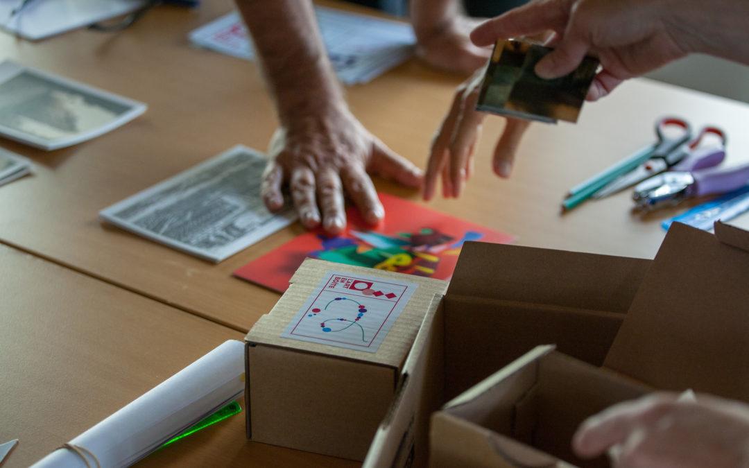 Une nouvelle série de boîtes pour le SamuSocial