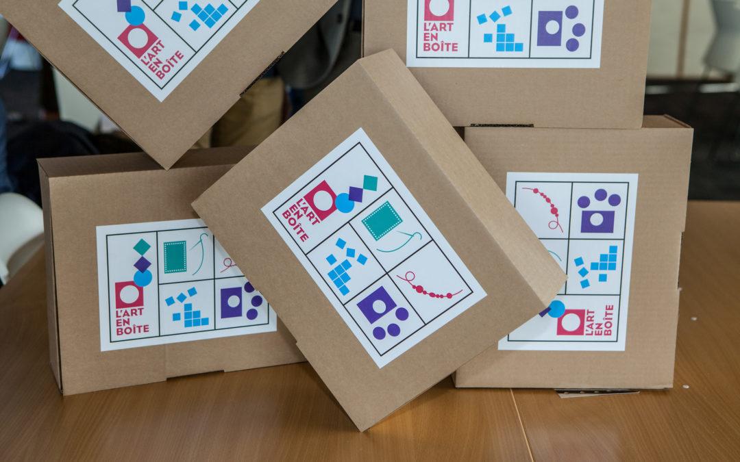 Armée du Salut – Des boîtes pour les enfants