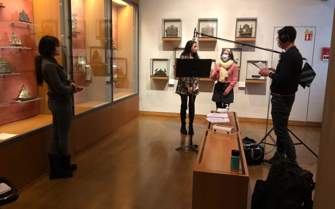 Musée d'art et d'histoire du Judaïsme – donner sa voix